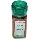 Season pepper arrabiatta
