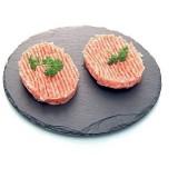 Steak haché de veau