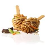 Noodle stick teriyaki