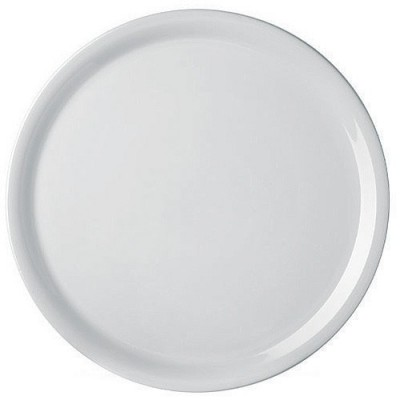 Assiette plate ronde