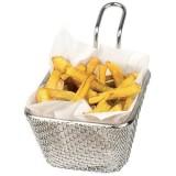 Mini-panier à frites petit modèle