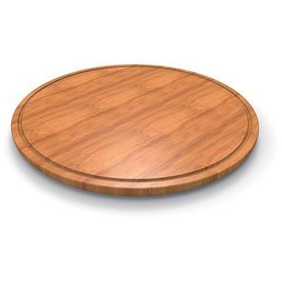 Planche ronde en bois