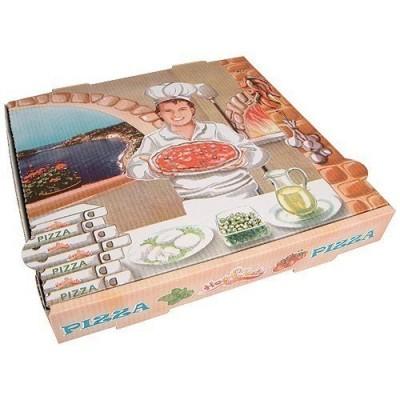 Boîtes pizza 31 cm supérieur