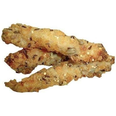 Aiguillettes de poulet enrobage multigrains