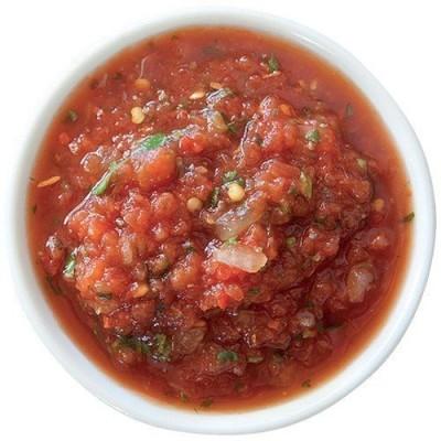 Sauce salsa douce
