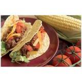Taco shell en u
