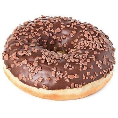 Donut's au chocolat