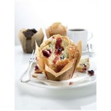 "Muffin """"Tulip"""" Fruits rouges"