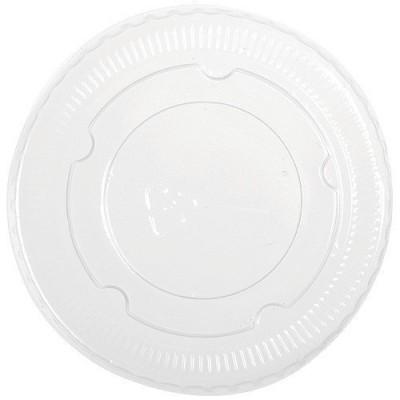 Couvercle pour pot à sauce translucide 3 cl