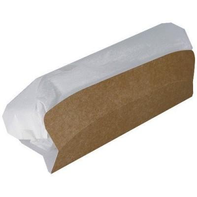 Fond carton sandwich kraft brun
