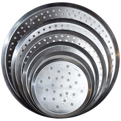 Moule à pizza perforé  diamètre 26 cm