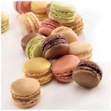 Macarons notes gourmandes