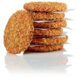 Hamburger de poulet panure cornflakes epicée