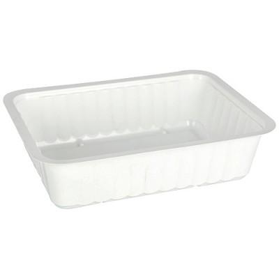 Barquette TMF blanche 900 g