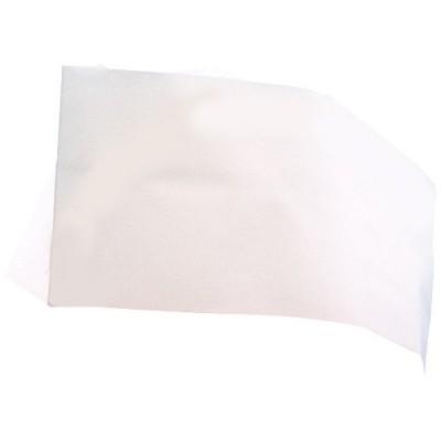 CALOT PAPIER BLANC REGLABLE  (X100)