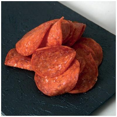 Tranche de pepperoni