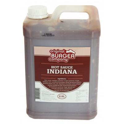 Hot sauce Indiana