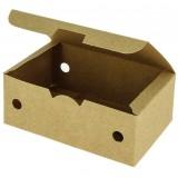 Boite carton kraft brun petit modèle