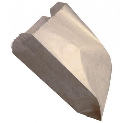 Sachet frites kraft brun