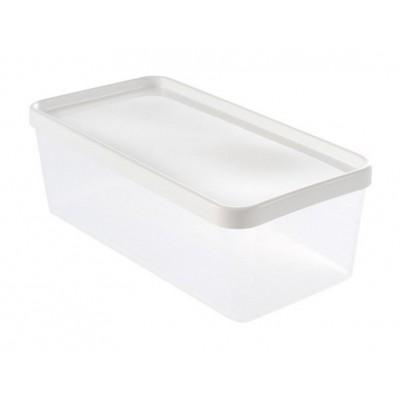 Boîte hermétique 1,2 L - blanc
