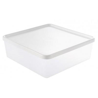 Boîte hermétique 2,5 L - blanc