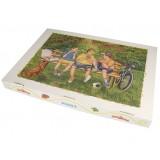 Boite pizza en carton 60 X 40 X 5