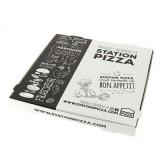 Boîte pizza Station Pizza XXL
