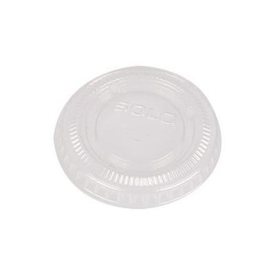 Couvercle transparent pour mini pot 3 cl