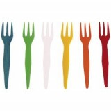 PIQUE FRITE MULTI-COLORE 125 mm  * 1000