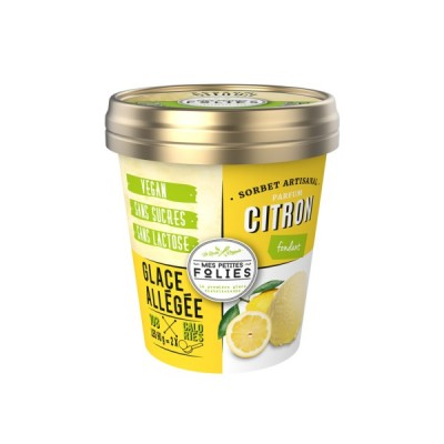 SORBET CITRON 125 ML