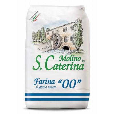 Farine Grano Tenero Tipo 00 Tw160