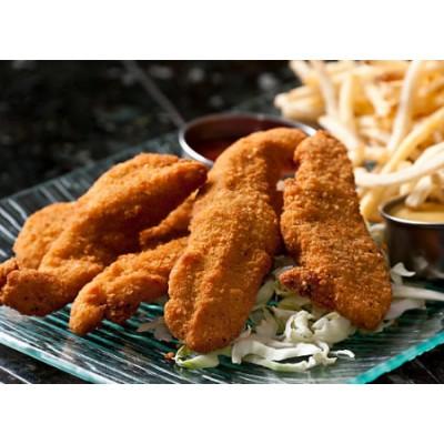 Aiguillette de poulet pané