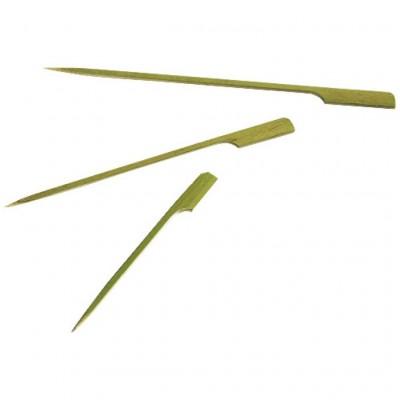 Pique drapeau bambou 105mm  x 100 pièces