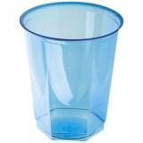 Gobelet plastique bleu 20/25 cl
