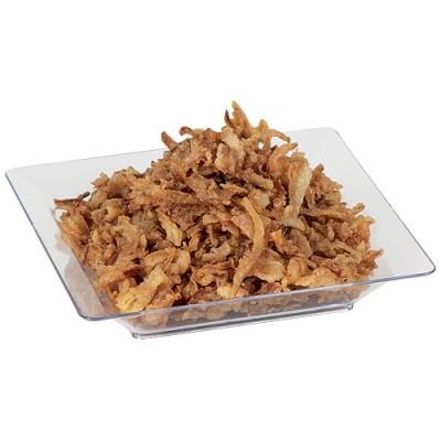 Oignons frits croustillants