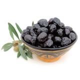 Olives noires à la grecque dénoyautées