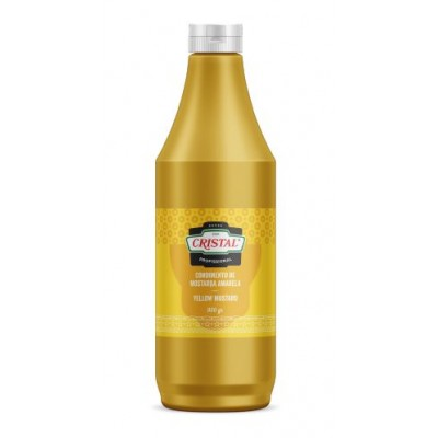 Yellow Moutarde, Squeeze de 900 g