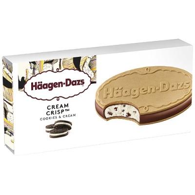 Cream Crisp Cookies & Cream