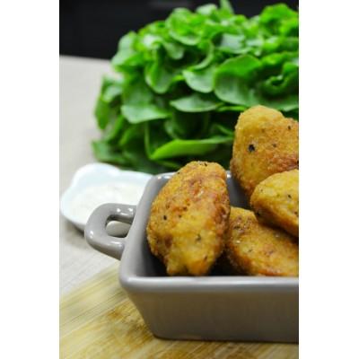 Ailes de poulet pané Southern Fried