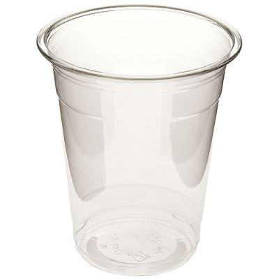 GOBELET EN PLASTIQUE TRANSPARENT DE 30/40 CL 12/14 OZ