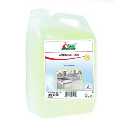 ACTISENE C 300 Dégraissant Désinfectant 5L
