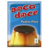 Boca Doce- Pudim Flan
