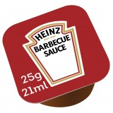 Coupelle de sauce barbecue