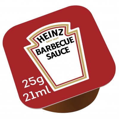 Coupelle de sauce barbecue