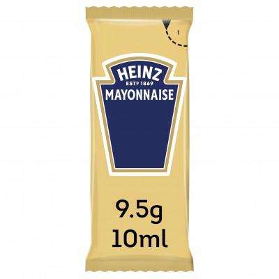 Mayonnaise en sachet