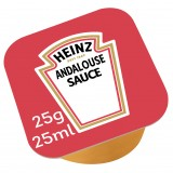 Sauce andalouse coupelle heinz