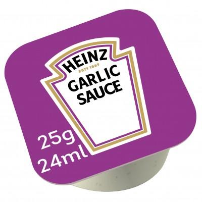 Sauce garlic coupelle 25g