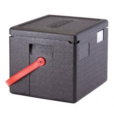 Conteneur Cam GoBox  39 X 33 X 31.6 poigné rouge 22.3 L