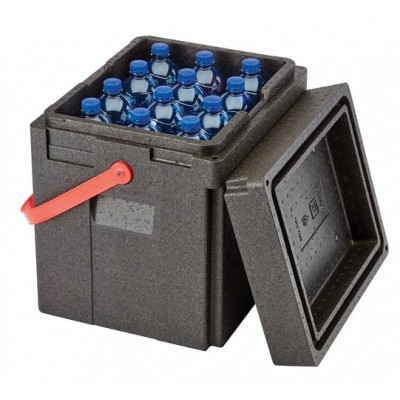 Conteneur bouteille Can GoBox 42,8 X 33.5 X 42 poignee rouge