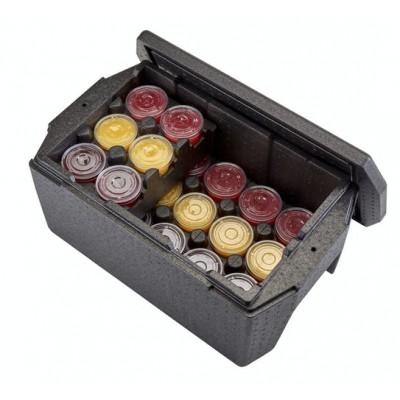 Transport de cup Cam GoBox pour 2